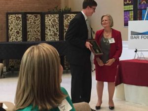 Young Attorney Volunteer of the Year