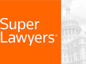 Potter Minton Attorneys selected to the 2019 Texas Super Lawyers List